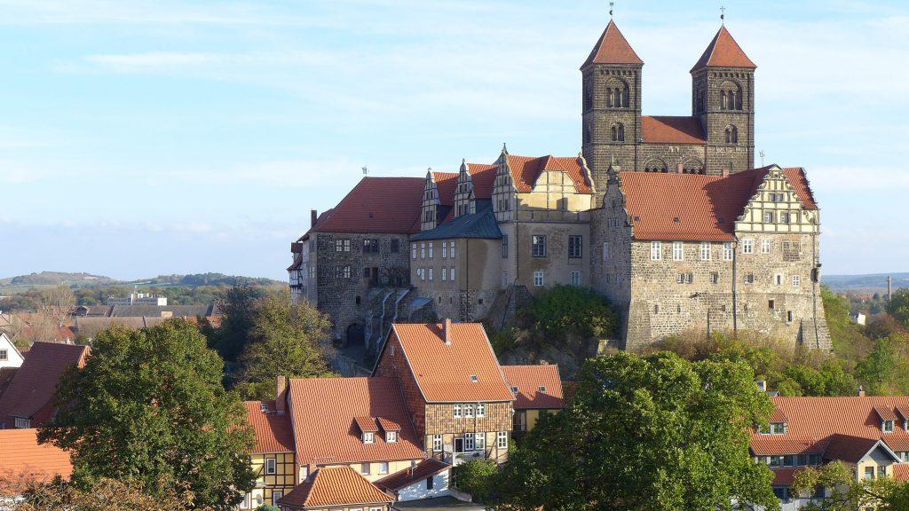 Weltkulturerbe Schloss Quedlinburg